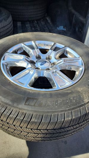 Ford f150 rims/tires for Sale in Prineville, OR