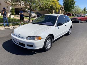 1993 Honda Civic EG Hatchback for Sale in Corona, CA