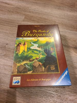 Castles of Burgandy Board Game for Sale in Portland, OR