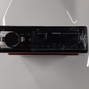 Single Din Mp3 Media Car Stereo With Bluetooth ( Brand New) for Sale in Pittston, PA
