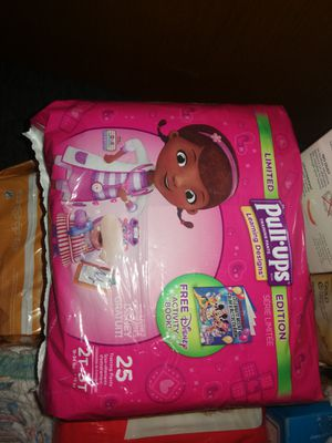 Huggies Pull-Ups for Sale in New Britain, CT