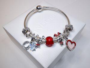 Pandora Disney Bracelet for Sale in Houston, TX