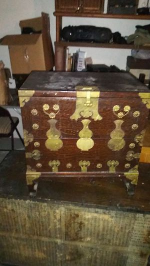 Little antique Chinese cabinet for Sale in San Diego, CA