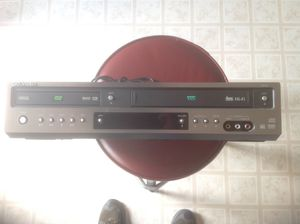 LOOK,,, VHS to DVD player recorder. Best of both worlds for Sale in Oceano, CA