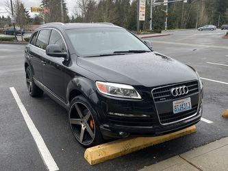 2008 Audi Q7 V6 for Sale in Everett,  WA
