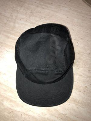 Black Supreme Hat for Sale in Pomona, CA