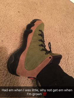* Limited Edition * Retro 9 Jordan Boots for Sale in Washington,  DC