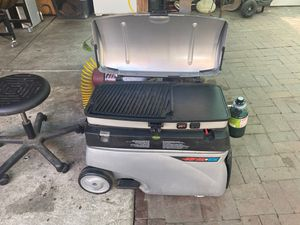 Grill for camping also is cooler for Sale in San Jose, CA