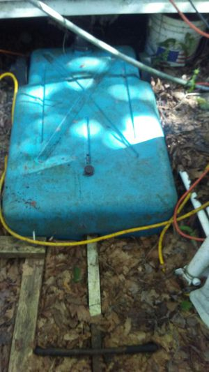 Grey water tank for campsite for Sale in PA, US