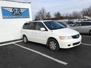 2004 Honda Odyssey EXL Mini Van for Sale in Clinton Township, MI