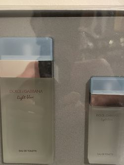 NEW Dolce & Gabbana Light Blue Women's Gift Set for Sale in Chesterfield,  MO
