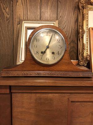 Antique mantle clock for Sale in Fairfax, VA