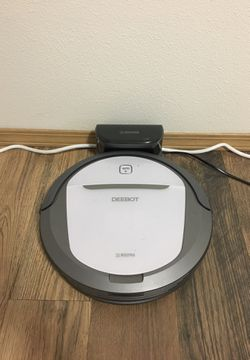 Ecovacs Deebot M80 Pro Robot Vacuum Cleaner for Sale in Tacoma,  WA
