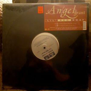 "Angel Grant ""Lil Red Boat"" 12 Inch Single for Sale in Los Angeles, CA"