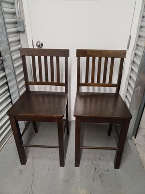 2 bar stools chairs for Sale in Lauderhill, FL