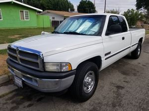 Low mileage dodge ram diesel for Sale in San Bernardino, CA