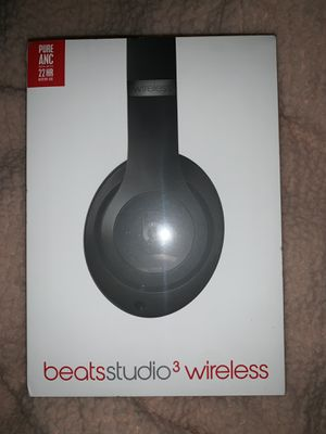 beats studio 3 wireless for Sale in Ormond Beach, FL