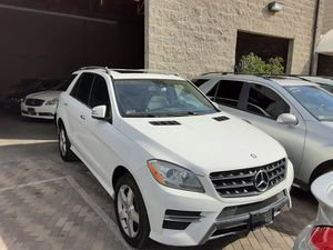 2014 Mercedes-Benz M-Class for Sale in Los Angeles, CA