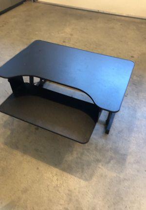 Standing work desk for Sale in Wenatchee, WA