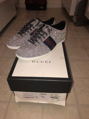 Gucci Glitter Stud shoes for Sale in Arlington, VA
