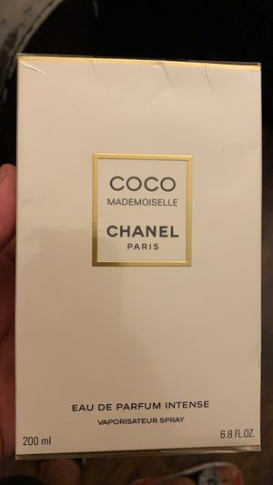 Brand new perfume COCO CHANEL INTENSE giant bottle 200 ml for Sale in San Diego, CA