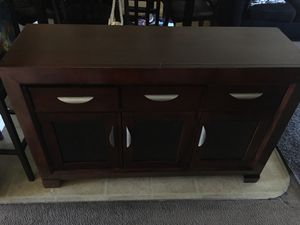 Entry table tv console for Sale in Escondido, CA