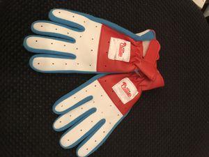Philadelphia Phillies batting gloves for Sale in Philadelphia, PA