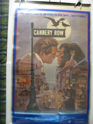 Cannery Row The Movie Poster Printing Negitives,Metro Goldwyn Mayer 1982,Rare for Sale in Los Angeles, CA