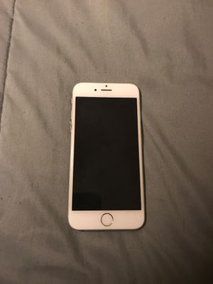 iPhone 6 carrier and iCloud unlocked. for Sale in Denver, CO