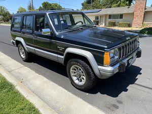 1990 Jeep Cherokee 4.0Liter H/O , 105k miles for Sale in San Jose, CA