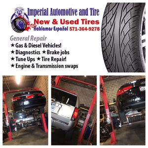 Engine and transmission for Sale in Manassas, VA