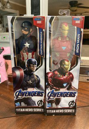 Marvel avengers superheroes for Sale in Fleming Island, FL