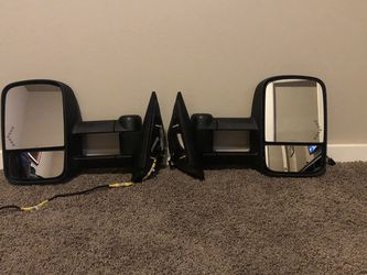 OEM GM Chevy/GMC Tow Mirrors for Sale in Auburn,  WA