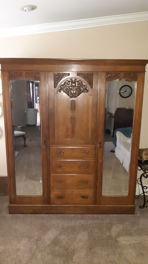 Antique armoire for Sale in Orange, CA