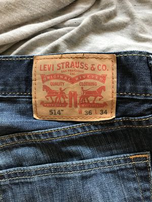 Levi 514 Jeans for Sale in Chicago, IL