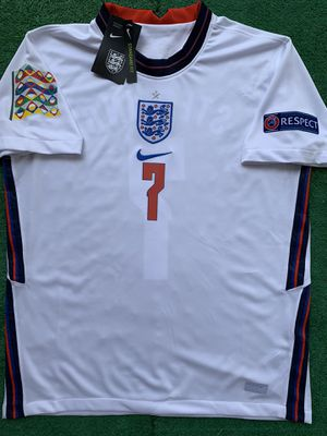 2020 England soccer jersey for Sale in Raleigh, NC