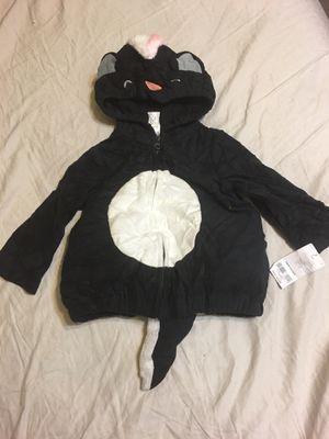 Skunk Halloween Costume for kids for Sale in Arlington, TX