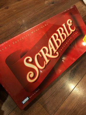 New scrabble game - ages 8+. Two to four players for Sale in AZ, US