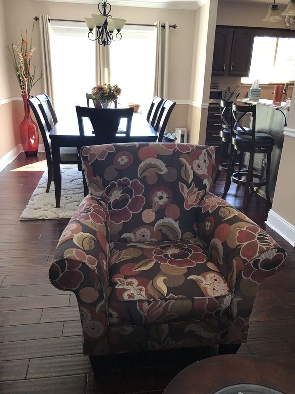 Raymour & Flanagan Sofa, Loveseat and chair. Very good condition. All three $500. Separately $200 each.