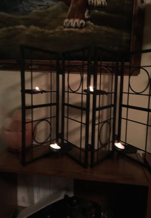 Metal Candle holder for Sale in Lexington, KY