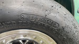 New MT 24.5x9-13 slick for sale tires only for Sale in Kissimmee, FL
