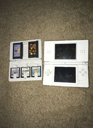 Nintendo DS with Games for Sale in Atlanta, GA