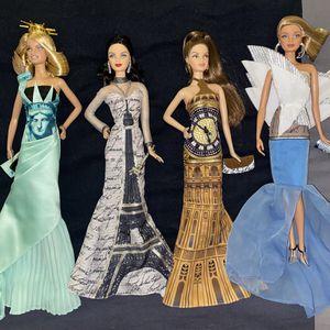 Barbie landmark collection for Sale in Las Vegas, NV