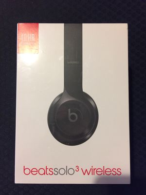 Beat Solo 3 Wireless for Sale in Salt Lake City, UT