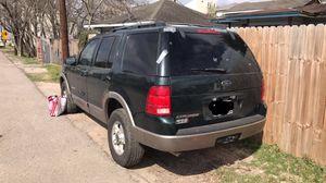 2002 ford explorer for Sale in Houston, TX