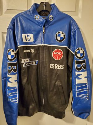 BMW Racing Leather Jacket for Sale in Niles, IL
