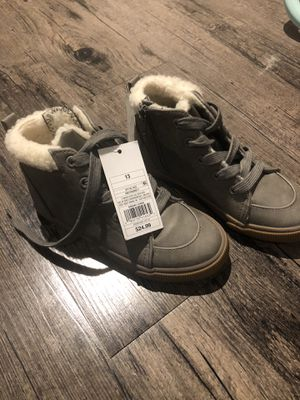 Girls size 13 boots. Cat&Jack, brand new. Selling for $10 for Sale in Frisco, TX
