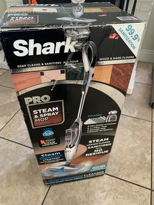 shark steam and spray mop sk435co for Sale in Moreno Valley, CA