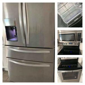 ***Whirlpool***Appliance Bundle for Sale in Alpharetta, GA