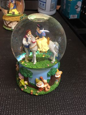 Disney snow globe for Sale in Pflugerville, TX